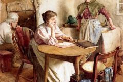 British-painter-Walter-Langley-14