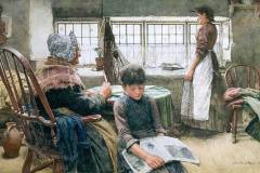 British-painter-Walter-Langley-22