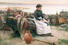 British-painter-Walter-Langley-3