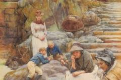 British-painter-Walter-Langley-38