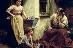 British-painter-Walter-Langley-39