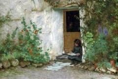 British-painter-Walter-Langley-42
