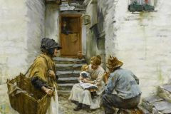 British-painter-Walter-Langley-49