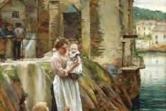 British-painter-Walter-Langley-60