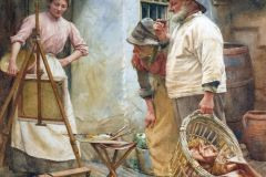 British-painter-Walter-Langley-61