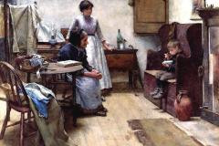 British-painter-Walter-Langley-7
