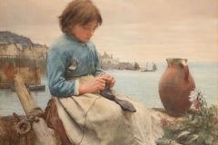 British-painter-Walter-Langley-74