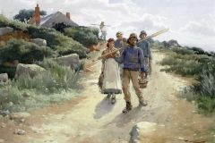 British-painter-Walter-Langley-76