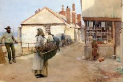 British-painter-Walter-Langley-77