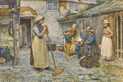 British-painter-Walter-Langley-86